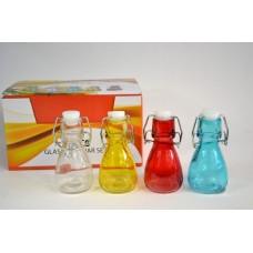 Csatos üveg mini
