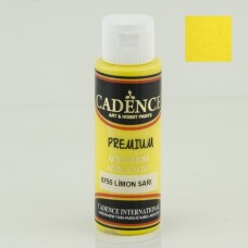 0755 Lemon Yellow