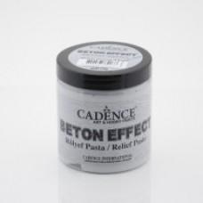 BETON EFEKT - RELIEF PASTE  250ml