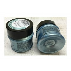 Delicate metál akrilfesték kékezüst