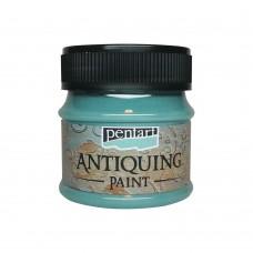 Antikoló festék patinazöld