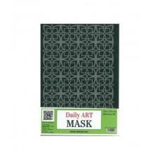 Daily Art maszkoló sablon morocco 1 A/4
