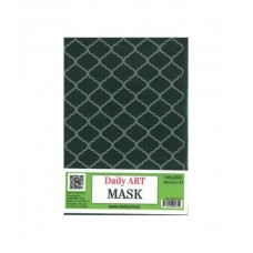 Daily Art maszkoló sablon morocco 2 A/5