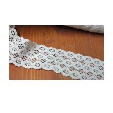 b133924d98 Fehér pamut csipke 5,5cm