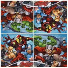 Szalvéta Avengers