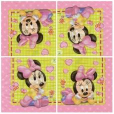 Szalvéta Baby Minnie